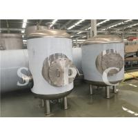 Wholesale Fruit Drink Steam Sterilization Equipment Low Temperature Roller Type from china suppliers
