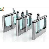 Wholesale Automatic Smart Supermarket Swing Gate IR Sensor Barrier Turnstile Auto Alarm from china suppliers