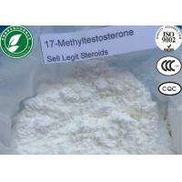 Wholesale Bodybuilding Anabolic Steroid Powder 17-Alpha-Methyl Testosterone CAS 65-04-3 from china suppliers