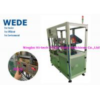 Wholesale Miniature Circuit Breaker Coil Forming Machine , Flattening Automatic Forming Machine from china suppliers