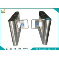 Wholesale IR Sensor Swing Barrier Gate RFID Access Control Turnstile System from china suppliers