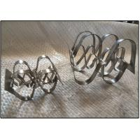 China Super Metal Raschig Ring Double Metal Conjugate Ring With High Separation Efficiency on sale