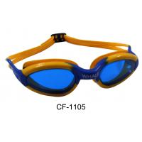 Wholesale PC Lens Mens Racing Swimming Goggles Corrective Swim Goggles from china suppliers