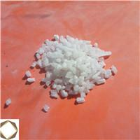 China 2019 hot sale 3-5mm white aloxide/WA/white fused alumina refractory matiral for sale