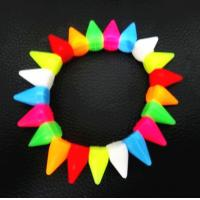 Party Customized Silicone Wristbands , Chinren Personalized Silicone Bracelets for sale