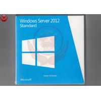 Wholesale Globally Activate Ms Server 2012 R2 Standard Retail Box DVD + Key Card from china suppliers