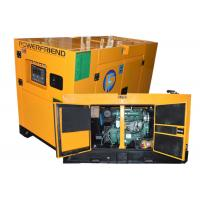 Wholesale Durable Home Standby 20kva 16kw Diesel Power Generator Low Noise from china suppliers
