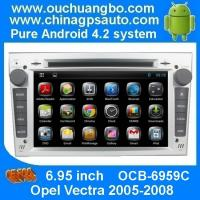 Wholesale Ouchuangbo Audio DVD Navigation for Opel Vectra 2005-2008 with GPS iPod USB Android 4.4 from china suppliers