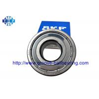 Wholesale 6306-2Z / C3 SKF Deep Groove Ball Bearing , Radial Ball Bearing 6306ZZ Size 30x72x19mm from china suppliers
