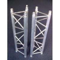 Wholesale Silvery / Black Ladder / Triangle 6082-T6 Aluminum Spigot Truss For DJ Equipment from china suppliers