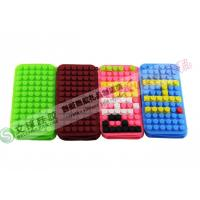 New Creative Lego Block Design IPhone 4 Silicone Cases With Food Grade Material for sale