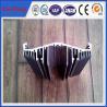 Hot! aluminium profile manufacturer from china OEM heatsink aluminum profiles for sale