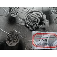 Wholesale Waterproof, Elastic PU Leather Upholstery Material for Bag, Sofa, Notebook, Decorative from china suppliers
