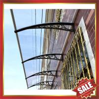 Buy cheap window awning,outdoor canopy,diy awning,polycarbonate awning for building and cottage-nice rain and sun shelter from wholesalers