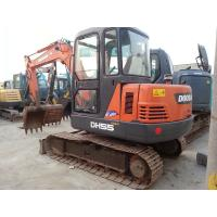 Quality Used DOOSAN DH55 5.5 Ton Mini Excavator,Used Mini Excavator For Sale for sale