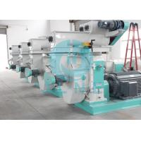 Wholesale Cotton Stalk Ring Die Wood Pellet Machine With Automatic Lubrication System from china suppliers