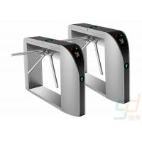 Wholesale Bridge Tripod Turnstile Secuirty Systems Arm Drop Barrier Turnstiles from china suppliers