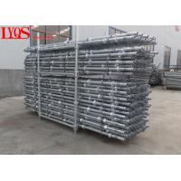 Wholesale Heavy Loading Scaffolding Cup And Lock Scaffolding 2.5m High Efficiency from china suppliers