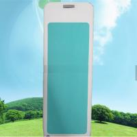 Wholesale DWF Inflatable Air Mat Exercise Yoga Mat Color Customized For The Water / Ground from china suppliers