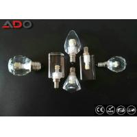 Wholesale E12 Crystal Led Candle Light Ac110v With Ic Constant Current Led Driver from china suppliers