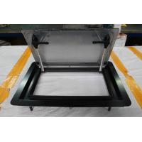 China Tempered Bus Side Bus Window Glass , Bus Sliding Windscreen Glass OEM Acceptable on sale