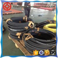 Wholesale 5/8'' inch SAE 100R3 oil resistant textitile braided hydraulic rubber hose from china suppliers