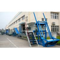 Wholesale PET Bottle flakes Washing Line Recycling Machine, 1000Kg/h from china suppliers