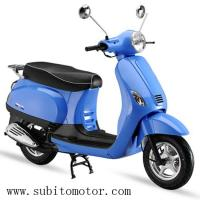 China Classic Scooter 50cc EEC 125cc 4stroke 4t Popular GAS Scooters Euro 150CC on sale