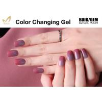 Wholesale 172 Colors Mood Changing Gel Nail Polish Personal Use No Chips No Nicks from china suppliers