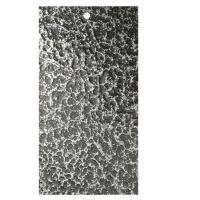 China Metal Surface Antique Silver Powder Coat Durable Good Mechanical Property on sale
