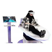 Virtual Reality Motion simulator / 9D VR Surf Slide with Thrilling Experience