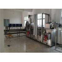 High Pressure Spray Vegetable Washing Machine For Crayfish 2.5 Meters Long for sale