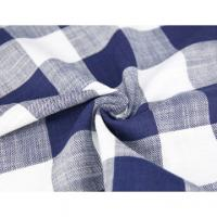 Wholesale 100%Cotton denim fabric,plaid denim fabric,4.6OZ from china suppliers