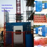 Wholesale SC200 construction lifter from china suppliers