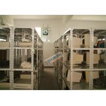 Buy cheap Storing Slotted Angle Storage Racks , Light Duty Boltless Rivet Shelving 600mm Deep from Wholesalers