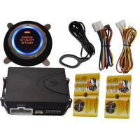 Buy cheap Rfid Transponder Card Invisible Keyless Car Engine Start Stop System For Petrol Or Auto Diesel Car from Wholesalers