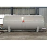 China ASME Q345R 50000 Liters Fuel Storage Tanks Customized Color For LPG Plant for sale