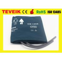 Wholesale Nylon bladder reusable NIBP blood pressure Cuff with double tube from china suppliers