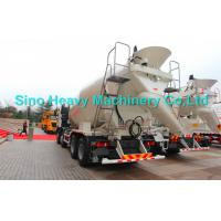 Wholesale 371HP 10cbm 8x4 Concrete Mixer Trucks with EURO2 Standard , Diesel Truck from china suppliers