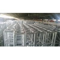 Wholesale Triangle 10 Foot Aluminum Spigot Truss , DJ Outdoor Performance Stage Lighting Truss Systems from china suppliers