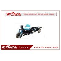 Wholesale Open Type Three Wheel Cargo Motorcycle Electric Driven Vehicle 800-1200Kg Capacity from china suppliers
