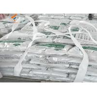 China 1000kg Sling Bag Clover Leaves Type PP Woven Material  White Color For Cement/ Bag Packaging for sale
