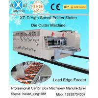 Wholesale Suction Vacuum Feeder Flexo Printer Slotter Machine For Carton Manufacturing Machine from china suppliers