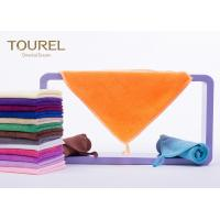 Wholesale Durable Cut Pile Hotel Bath Towels Premium 100% Cotton 35x35 from china suppliers