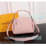 China LV Babylone BB Pink Genuine Leather Ladies Louis Vitton shoulder bag&handbag for sale