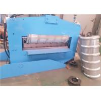 Wholesale Servo Motor Feeding Custom Roll Forming Machine Metal Roof Sheet Crimping Curved Machine from china suppliers
