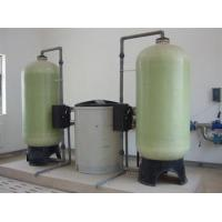 Wholesale 10 Ton/ Hour Water Softener Plant / Water Treatment Systems For Hard Water from china suppliers