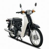 Buy cheap 110cc STreet Bikes with Four-speed Transmission and Manual Clutch from wholesalers