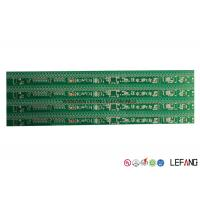 Buy cheap OEM Double-sided Fr4 LED PCB Board with OSP Surface Treatment from wholesalers