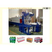 Wholesale Automatic End Of Line Packaging Equipment 380 / 220V Stainless Steel With PE PVC Film from china suppliers